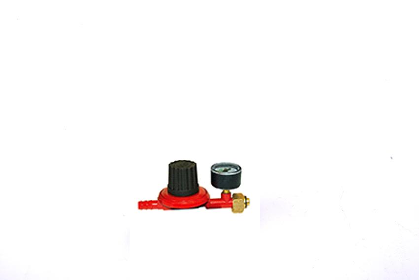 Vidalı Göstergeli Yüksek Basınç DVG 400 (DVK 400 G)