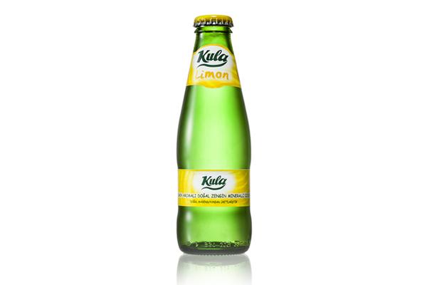Limon 200 ml. Doğal Maden Suyu (Taç Kapak)