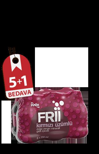 Kırmızı Üzümlü 250 ml